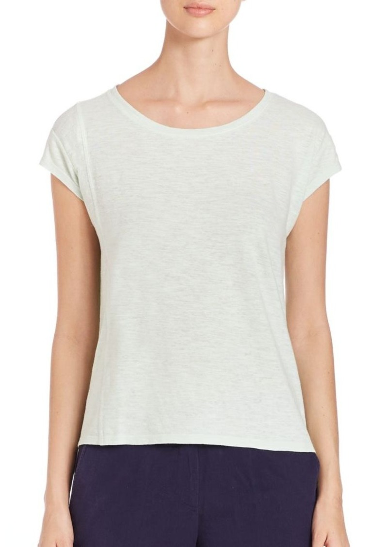 Eileen Fisher Hemp & Cotton Top