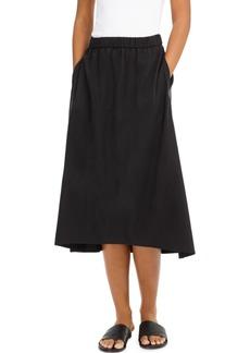 Eileen Fisher High-Low A-Line Skirt, Regular & Petite Sizes