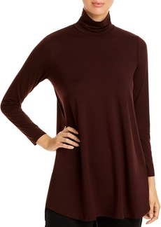 Eileen Fisher High Neck Tunic