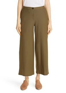 Eileen Fisher High Waist Ankle Pants (Regular & Petite)