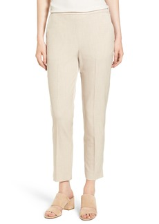Eileen Fisher High Waist Tapered Pants