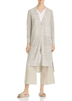 Eileen Fisher High/Low Duster Cardigan