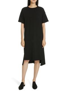 Eileen Fisher High/Low Midi Dress