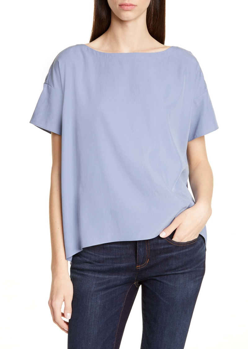 Eileen Fisher High/Low Top