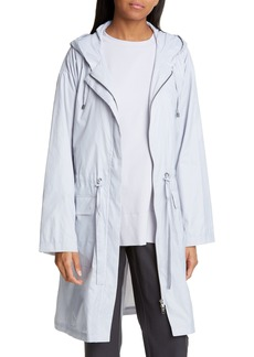 Eileen Fisher Hooded Recycled Nylon Jacket (Regular & Petite)