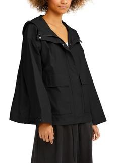 Eileen Fisher Hooded Relaxed Jacket, Regular & Petite Sizes