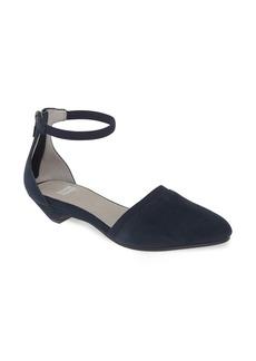 Eileen Fisher Ivie Ankle Strap Pump (Women)