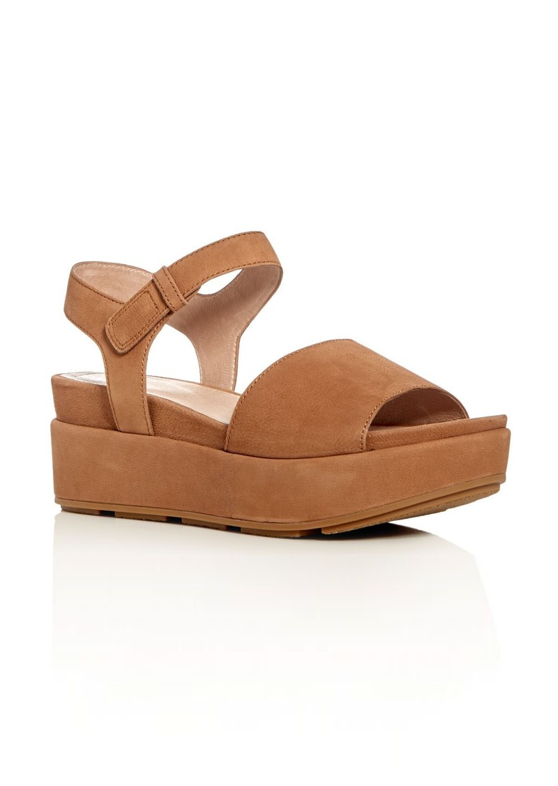 Eileen Fisher Eileen Fisher Jasper Platform Sandals Shoes