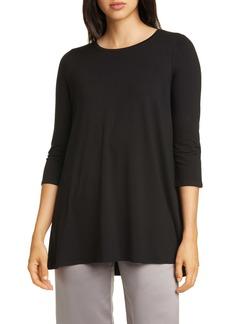 Eileen Fisher Jersey Tunic (Regular & Petite)