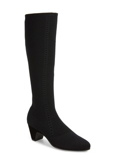 Eileen Fisher Keto Knee High Boot (Women) (Wide Calf)