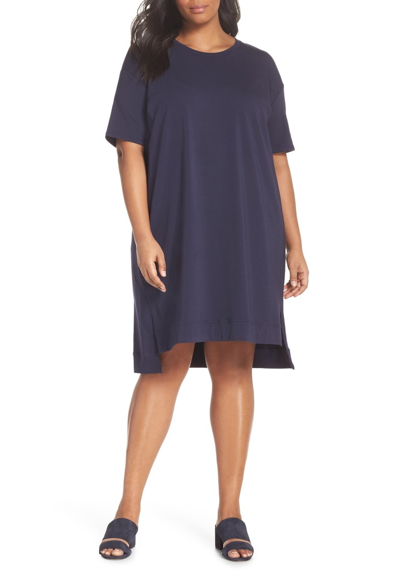 Knit Jersey Dress (Plus Size)