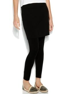 Eileen Fisher Stretch Jersey Knit Skirted Leggings, Regular & Petite
