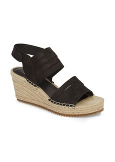 Eileen Fisher Largo Espadrille Wedge Sandal (Women)