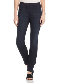 Eileen Fisher Legging Jeans in Utility Blue