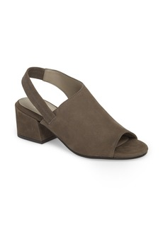 Eileen Fisher Leigh Asymmetrical Slingback Sandal (Women)