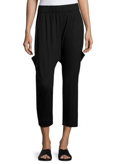 Lightweight Jersey Slouchy Pants
