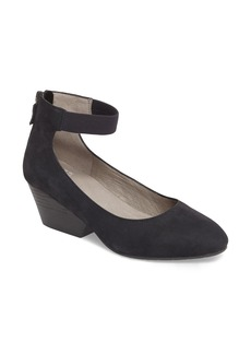 Eileen Fisher 'Liz' Ankle Strap Pump (Women)