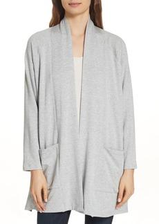 Eileen Fisher Long Kimono Cardigan (Regular & Petite)