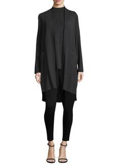 Eileen Fisher Long-Sleeve Kimono Cardigan