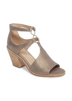 Eileen Fisher Lou Block Heel Sandal (Women)