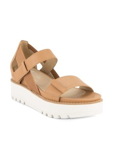 Eileen Fisher Luck Platform Sandal (Women)
