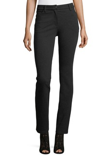 Eileen Fisher Melange Ponte Skinny Jeans