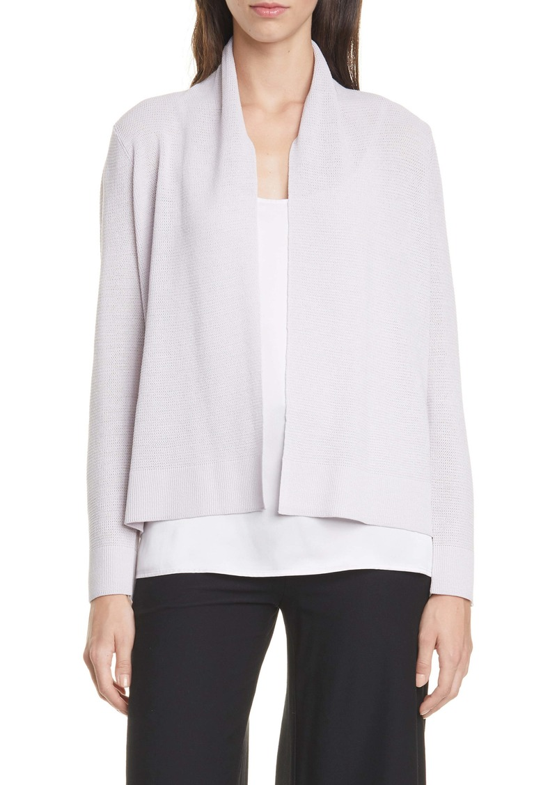 Eileen Fisher Merino Wool Cardigan