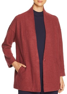 Eileen Fisher Merino Wool Jacket
