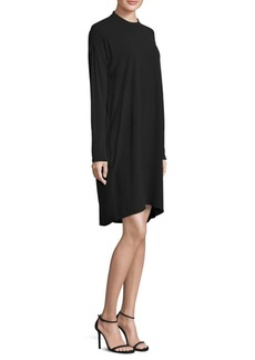 Eileen Fisher Silk Hi-Lo Dress