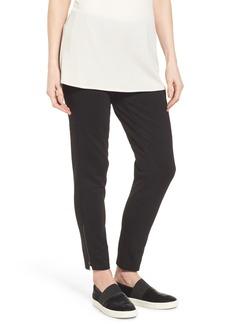 Eileen Fisher Moto Pants (Regular & Petite)