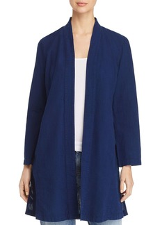Eileen Fisher Open-Front Kimono Jacket - 100% Exclusive