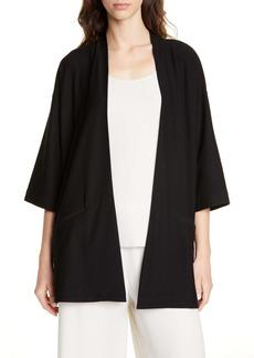 Eileen Fisher Open Jacket (Regular & Petite)