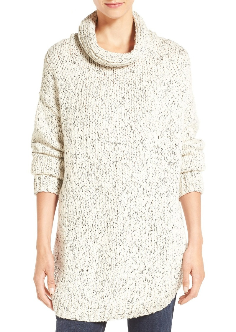 d1f28370a Eileen Fisher Eileen Fisher Organic Cotton   Alpaca Twist Knit Cowl ...