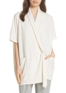 Eileen Fisher Organic Cotton Blend Kimono Jacket (Regular & Petite)