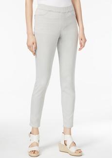 Eileen Fisher Organic Cotton-Blend Pull-On Jeggings, Regular & Petite
