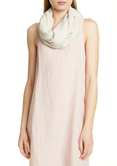 Eileen Fisher Organic Cotton Blend Scarf
