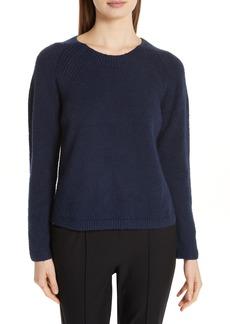 Eileen Fisher Organic Cotton Blend Sweater (Regular & Petite)