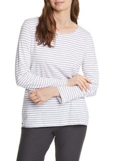 Eileen Fisher Organic Cotton Boxy Top (Regular & Petite)