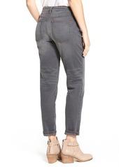 Eileen Fisher Organic Cotton Boyfriend Jeans (Online Only) (Regular & Petite)