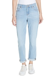 Eileen Fisher Organic Cotton Boyfriend Jeans (Regular & Petite)
