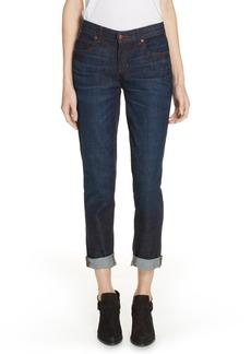 Eileen Fisher Organic Cotton Boyfriend Jeans (Regular & Petite)