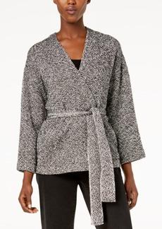 Eileen Fisher Organic Cotton Kimono Jacket, Regular & Petite