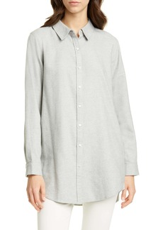 Eileen Fisher Organic Cotton Shirt