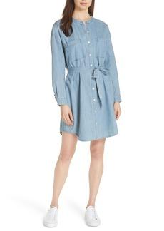Eileen Fisher Organic Cotton Shirtdress (Regular & Petite)