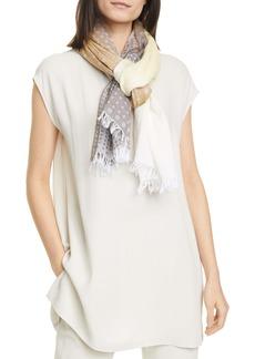Eileen Fisher Organic Cotton Wrap Scarf