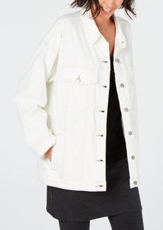 Eileen Fisher Oversized Classic Jean Jacket