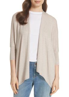Eileen Fisher Oversized Tencel® Lyocell Blend Cardigan