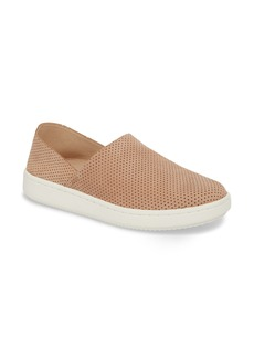 Eileen Fisher Panda Perforated Slip-On Sneaker (Women)