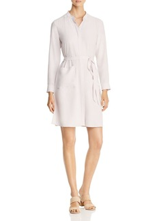 Eileen Fisher Patch-Pocket Shirt Dress - 100% Exclusive