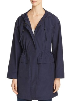 Eileen Fisher Petites Hooded Jacket